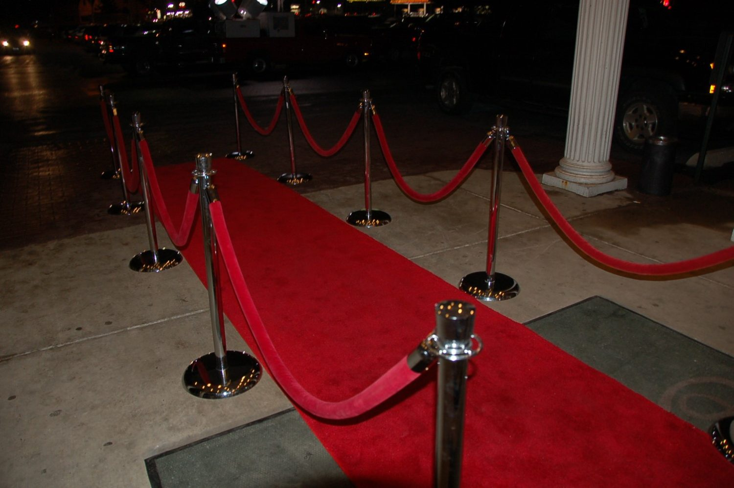 Rent Red Carpet rental in Indiana