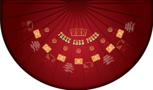 three card poker casino party experts